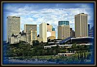 Hello, Edmonton! - My 100th EXPLORED image with th