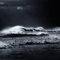 """Atlantic Ocean Waves"" by Black_White_Photos"