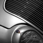 1934 DeSoto Grill Detail #2 by James Howe