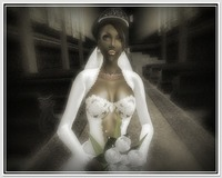 I love wedding - Sepia and touch of Color