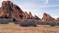 Roxborough Park Rocks 16, Colorado