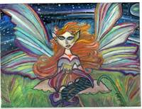 Midnight Faery Magic