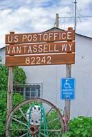 post office sign wyoming
