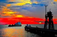 sunrise at dauphin island 1 supeer saturated reduc