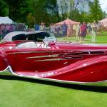 Hovercraft - 1939 Delahaye 165 Cabriolet by James Howe