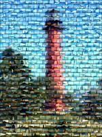Lighthouse Amazing Montage Mosaic MUST SEE