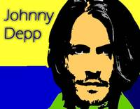 Johnny Depp Shadow Color