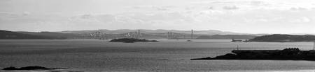 Forth Bridge from Fife
