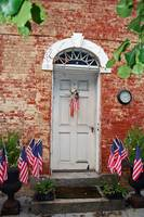 Independance Day Doorway