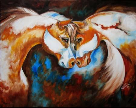 Spirit Eagle by M Baldwin