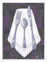 Silly Silverware