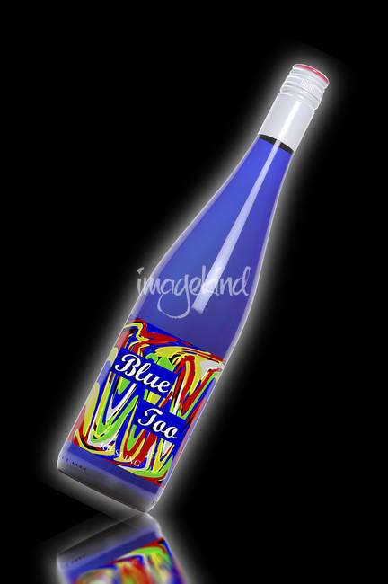 The Mythical Bottle of Blue Too