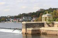 Gazebo at Boathouse Row