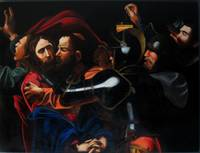 Taking of Christ. After Caravaggio