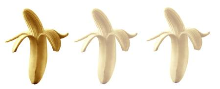 Three Perfect Bananas