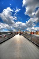 The Vanishing Bridge (aka the Millennium Bridge)