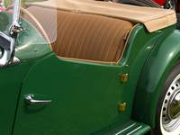 MG Door Detail