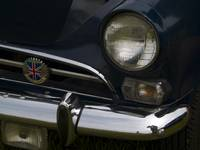 1965 Sunbeam Alpine Head Lamp
