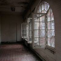 Hudson River Psychiatric Center by Rob Dobi