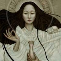 Kuan yin Art Prints & Posters by Richard Goettling
