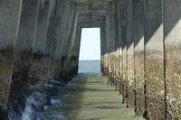 Jax Pier Tunnel View