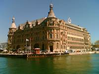 Haydarpaşa Garı(Train Station)