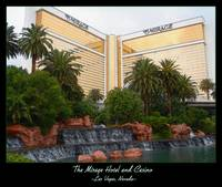 Mirage Hotel and Casino Las Vegas