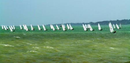 Racing on the Solent