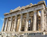 Parthenon - the most sacred site in Greece