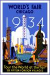 Chicago World Fair 1934