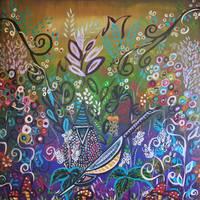 Alice's Secret Garden by Kristen Stein