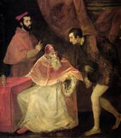 Pope Paul III and Nephews