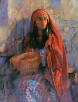 Mary M By C Michael Dudash