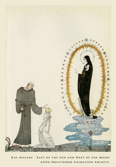 I Am the Virgin Mary by Kay Nielsen