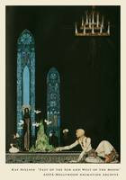 In the Well Swims a Duck by Kay Nielsen