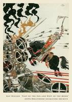 The Lad in the Battle by Kay Nielsen