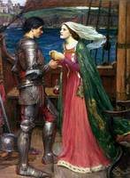 Waterhouse'sTristan and Isolde Sharing the Potion