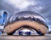 Cloud Gate-Chicago