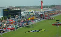 Daytona Tilt shift