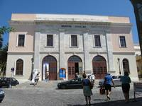 Theater, Ermoupoli