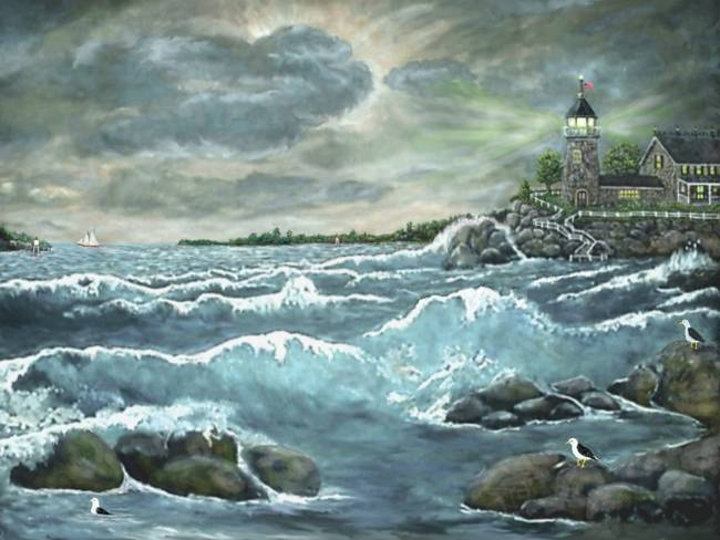 Steve's Lighthouse