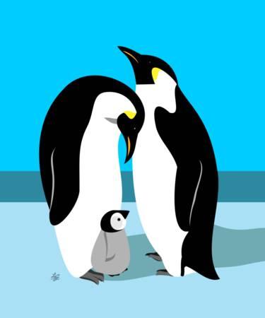 Emperor Penguin posters