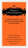 Choice and Accountability