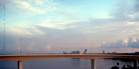 The Seabreeze Bridge, Daytona Beach, FL