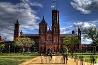 Smithsonian Castle HDR