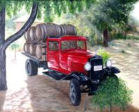 Wine Wagon