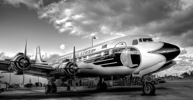 Eastern Airlines DC-7B