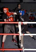 SK Promotions - White Collar Boxing Event, Silver