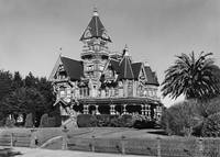 "Eureka California, ""Gingerbread"" Mansion by WorldWide Archive"