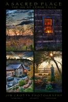 Inn at Cedar Falls Hocking Hills Four Image Poster